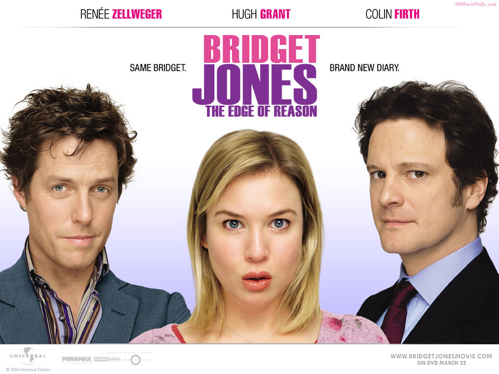 Bridget Jones - a legjobb karáncsonyi filmek listája