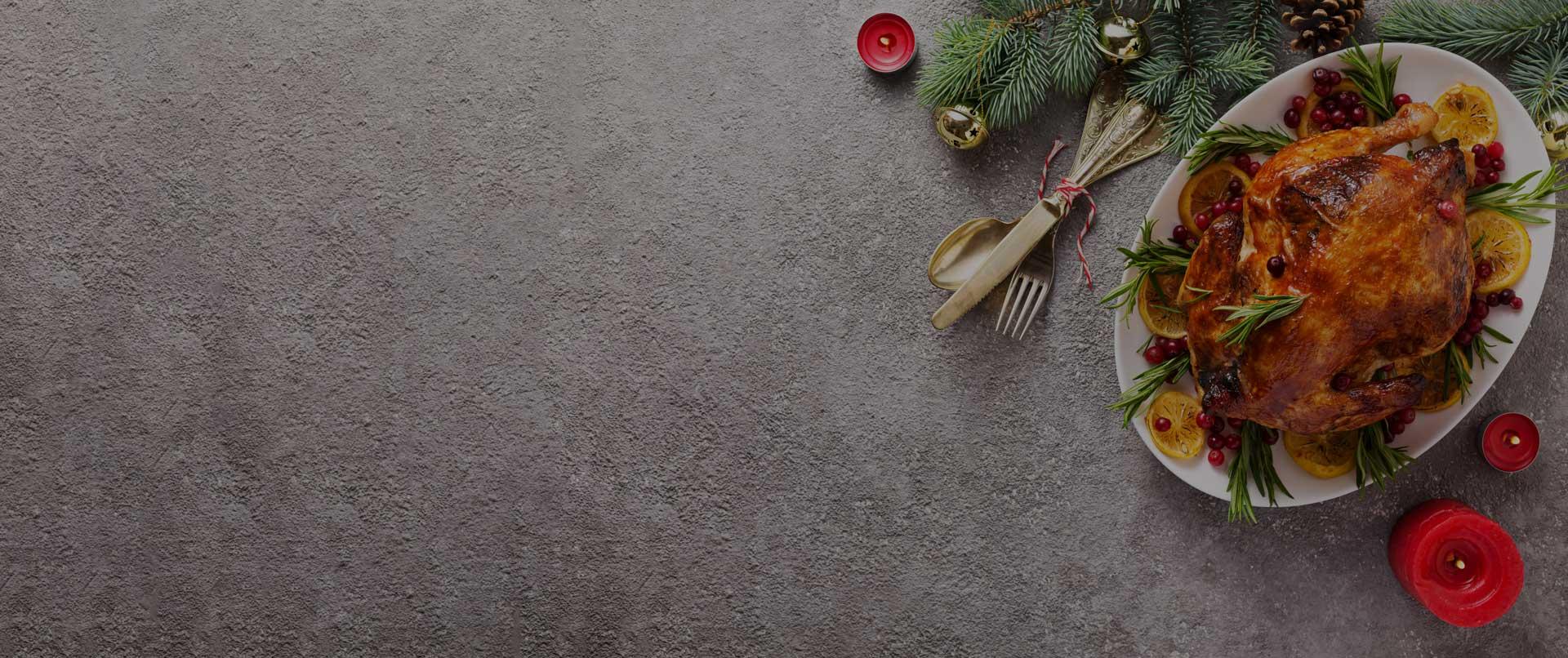 A hihetetlenül finom karácsonyi pulyka